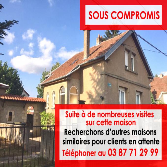 Offres de vente Maison Woippy (57140)