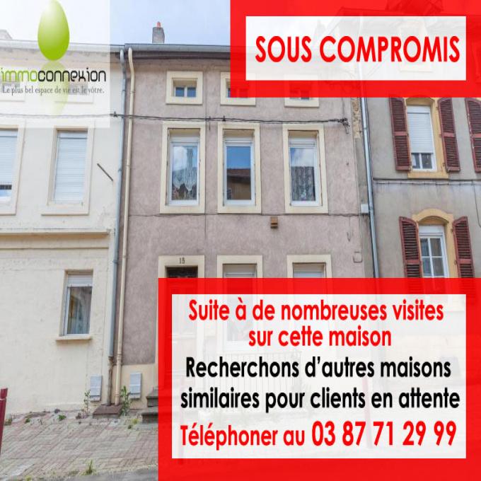 Offres de vente Immeuble Moyeuvre-Grande (57250)