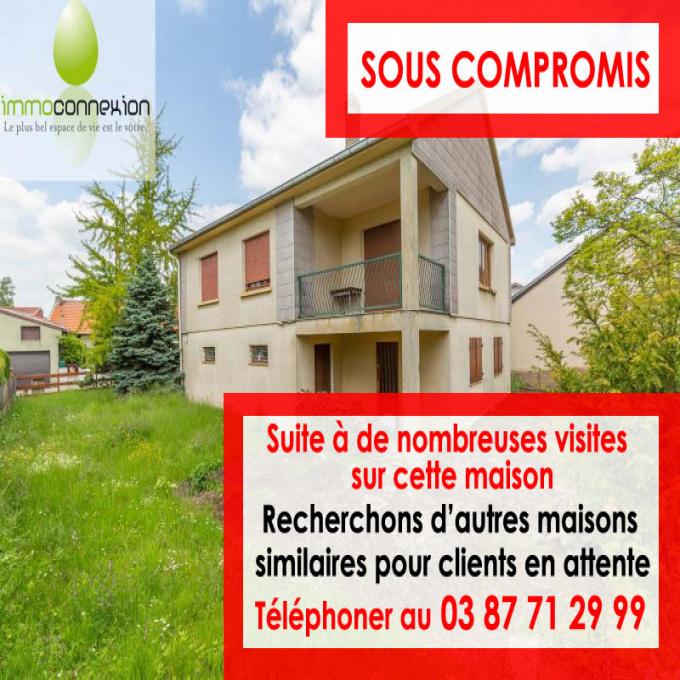 Offres de vente Maison Malancourt la montagne (57360)