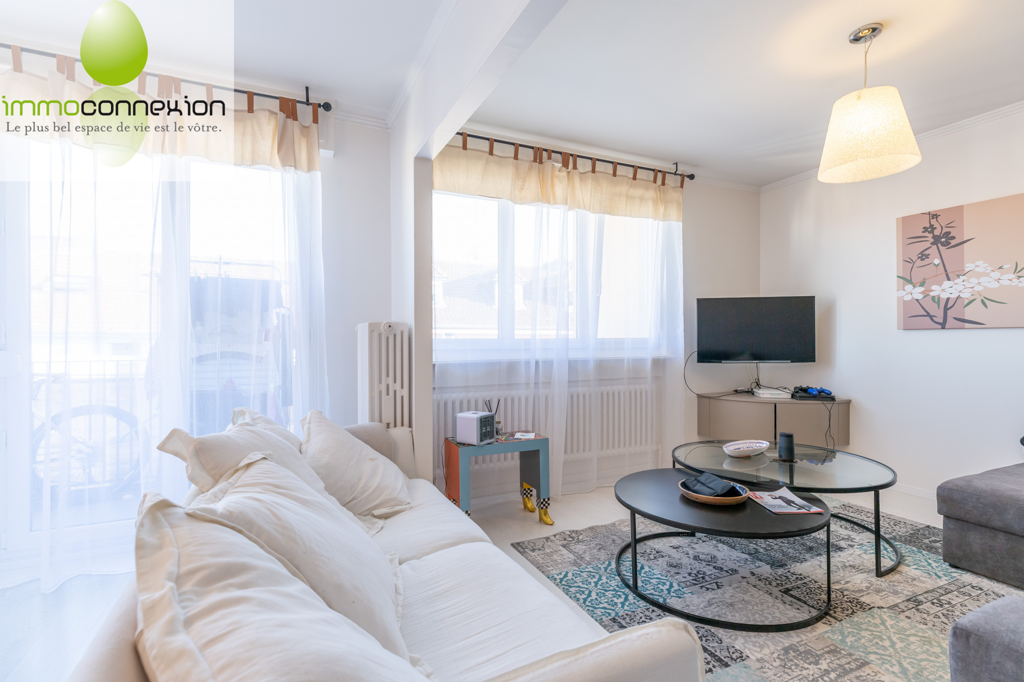 APPARTEMENT METZ SABLON SALON