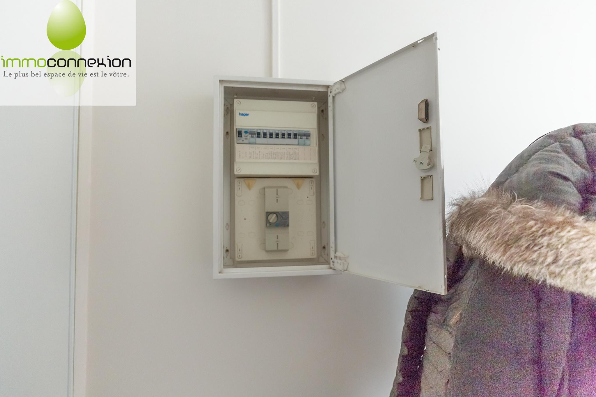 APPARTEMENT METZ SABLON TABLEAU ELECTRIQUE