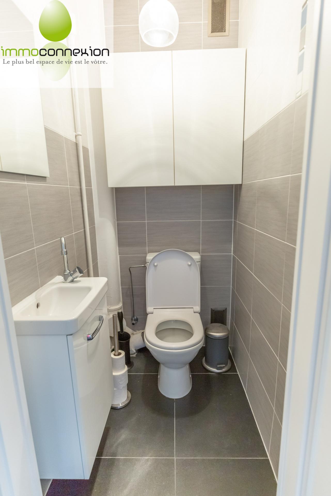 APPARTEMENT METZ SABLON WC