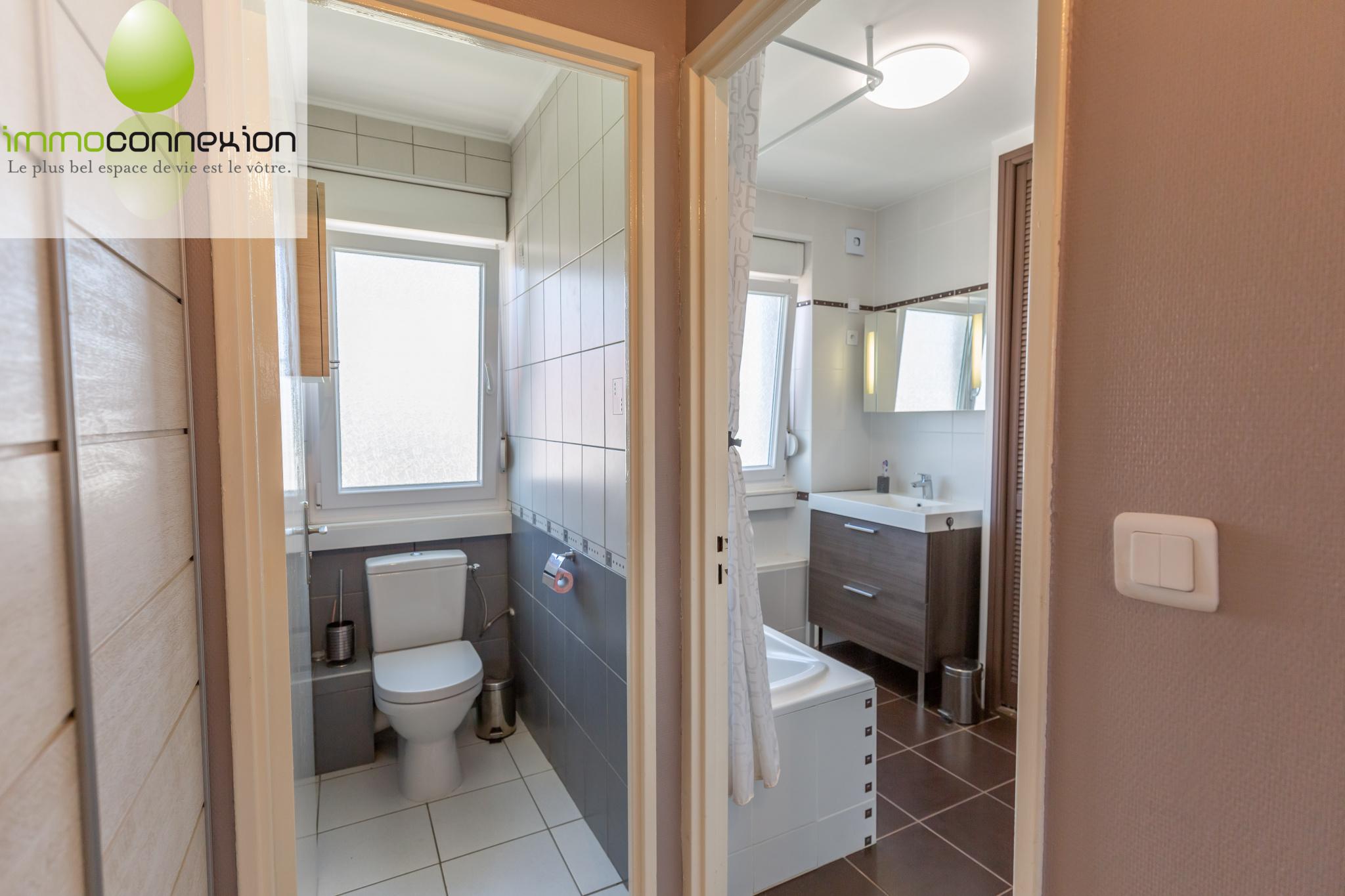 APPARTEMENT BOUSSE SALLE DE BAIN WC