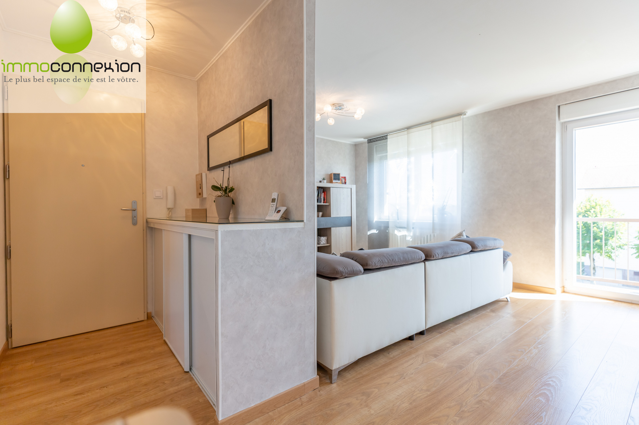 APPARTEMENT BOUSSE SALON SEJOUR ENTREE