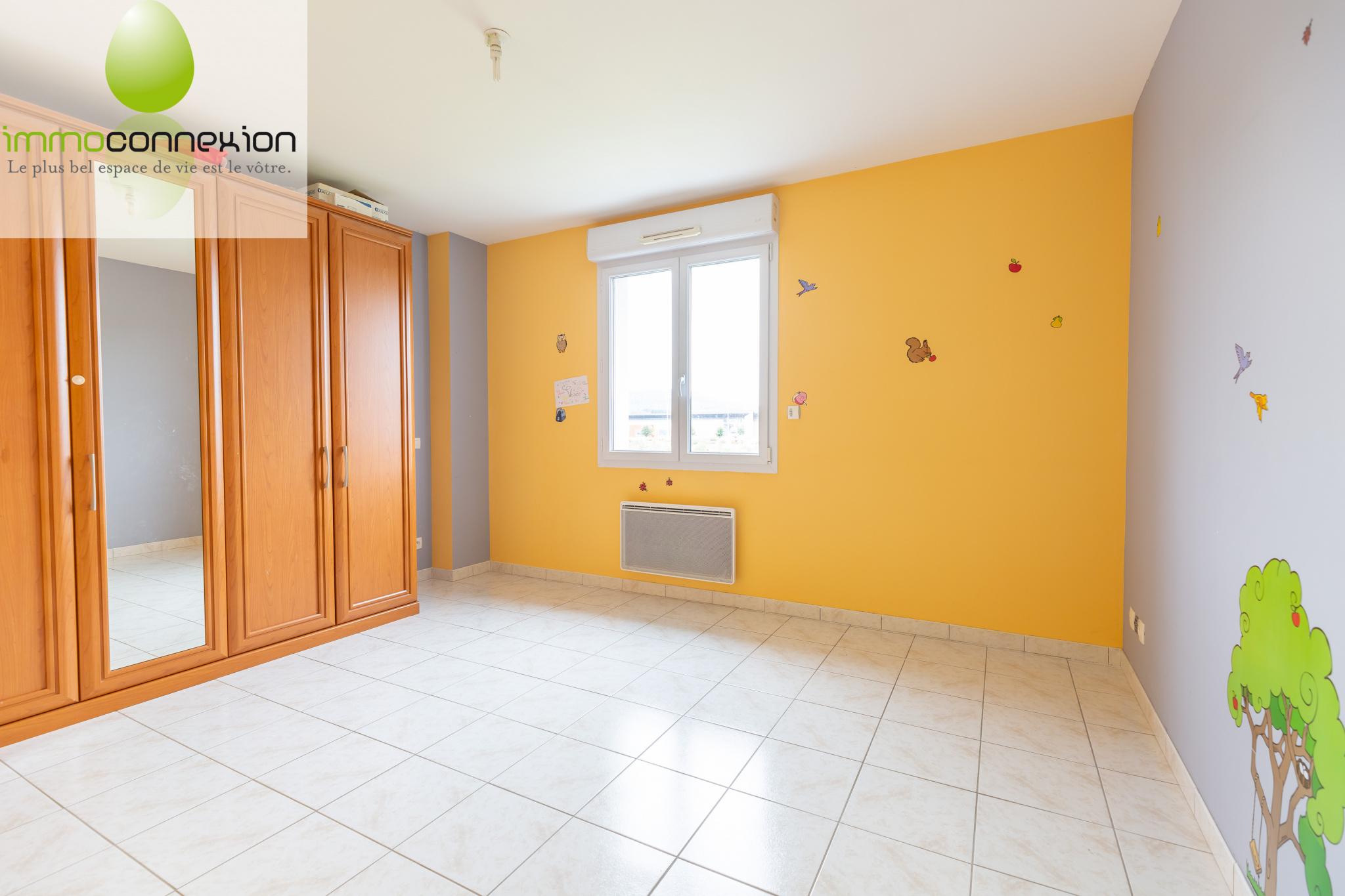 Maison Amnéville chambre