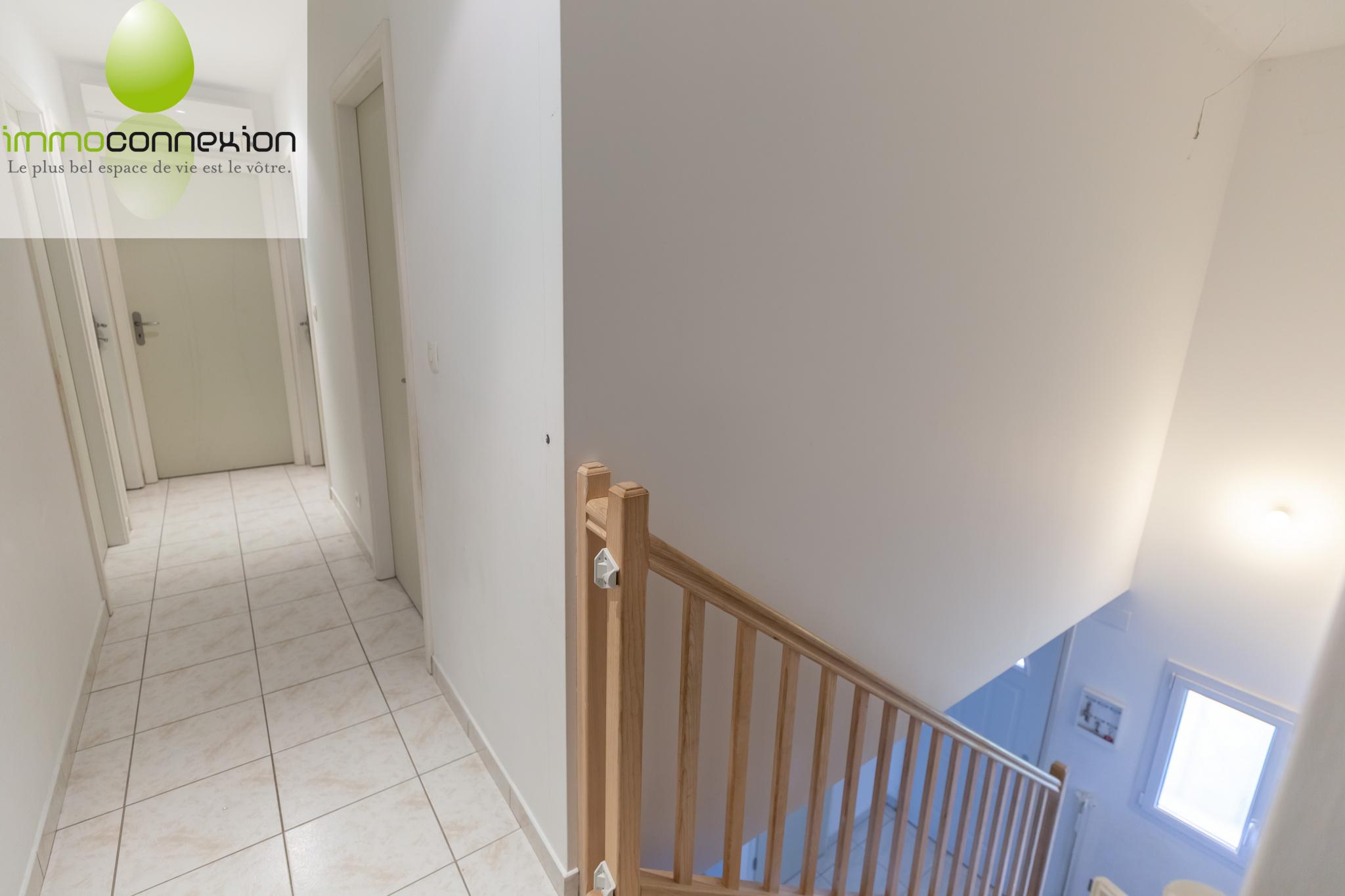 Maison Amnéville couloir haut