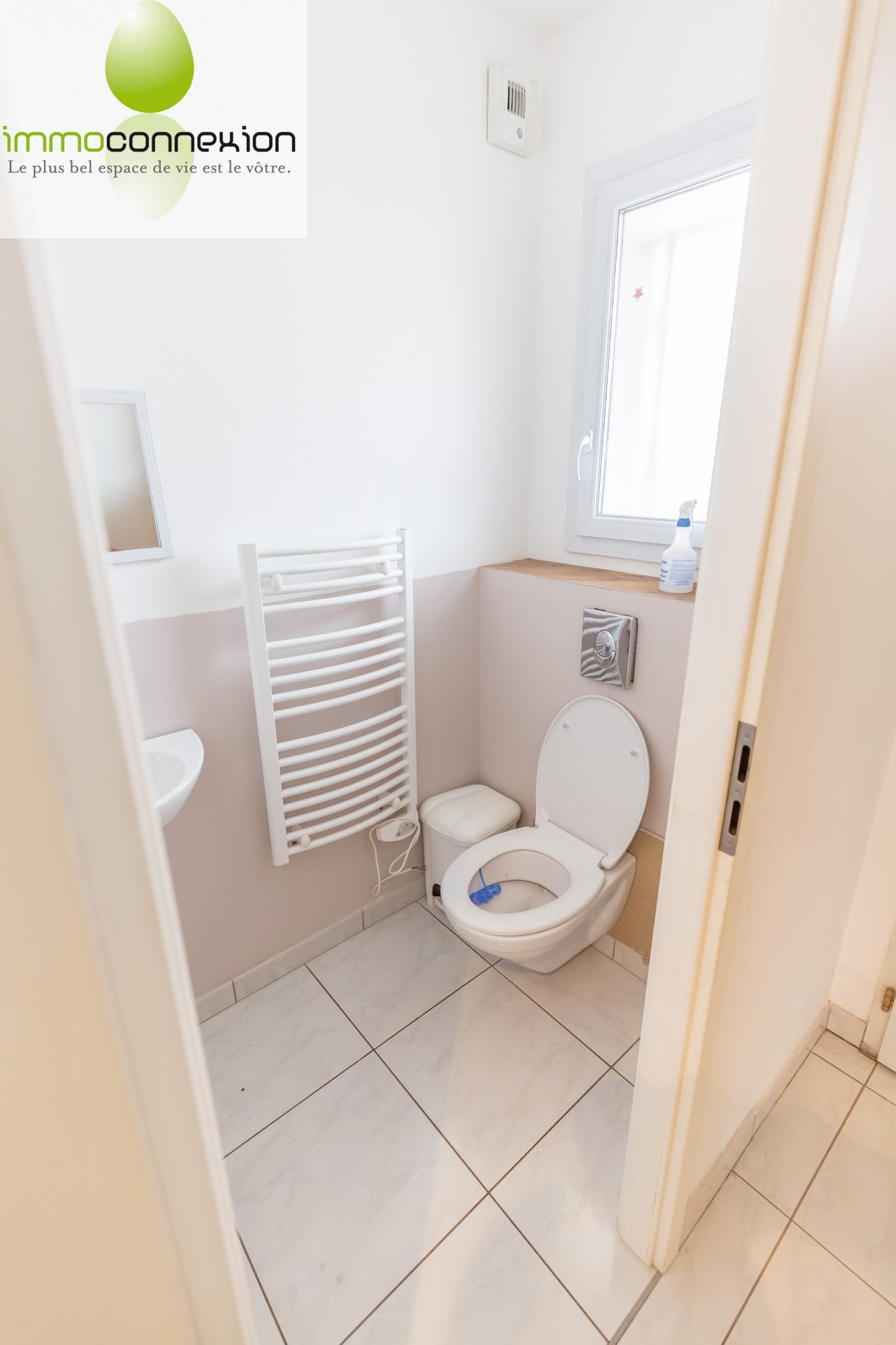 Maison Amnéville WC