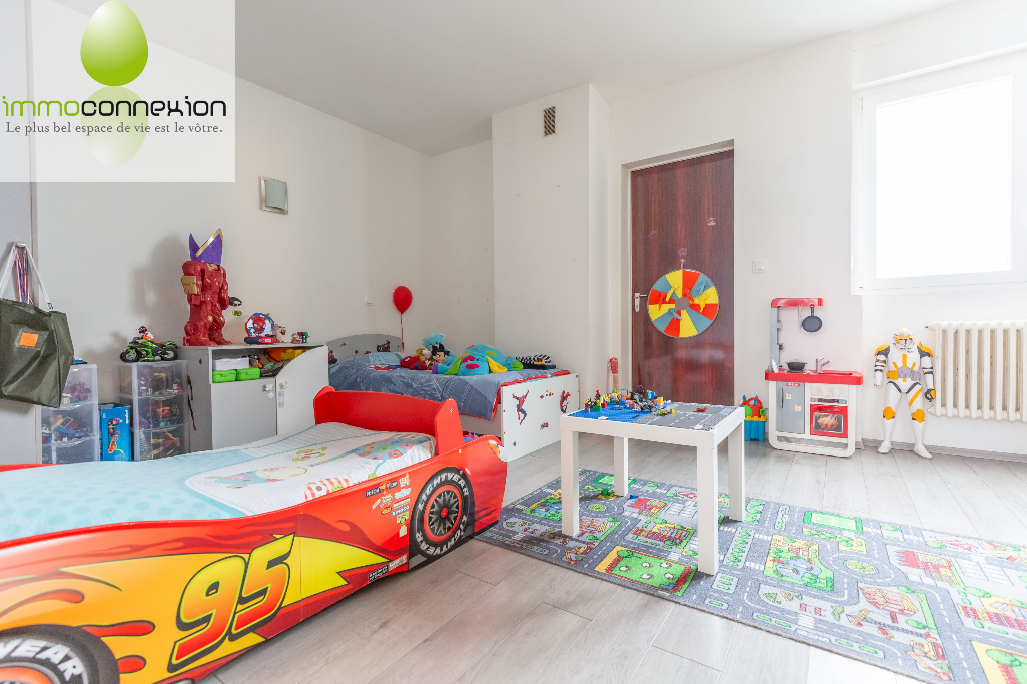 appartement chambre enfants guenange