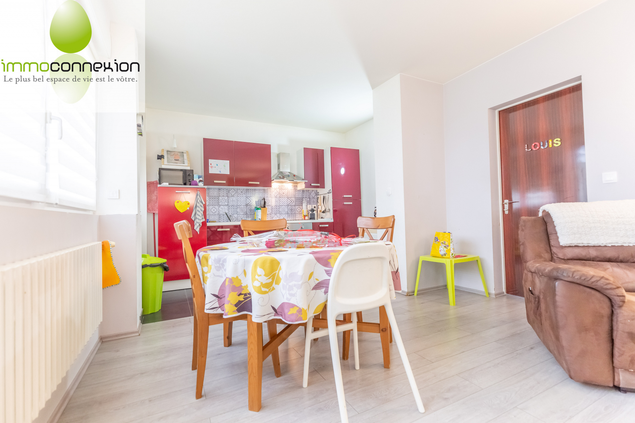 appartement séjour-cuisine guenange