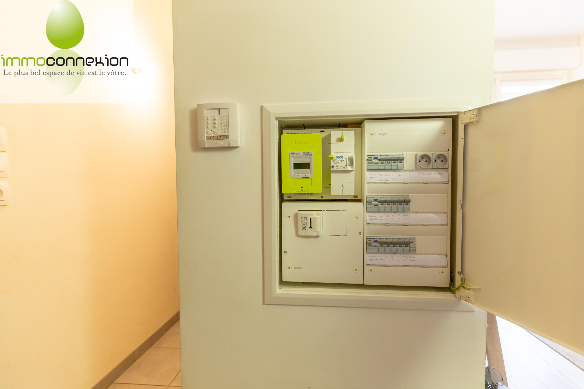 appartement tableau électrique guenange