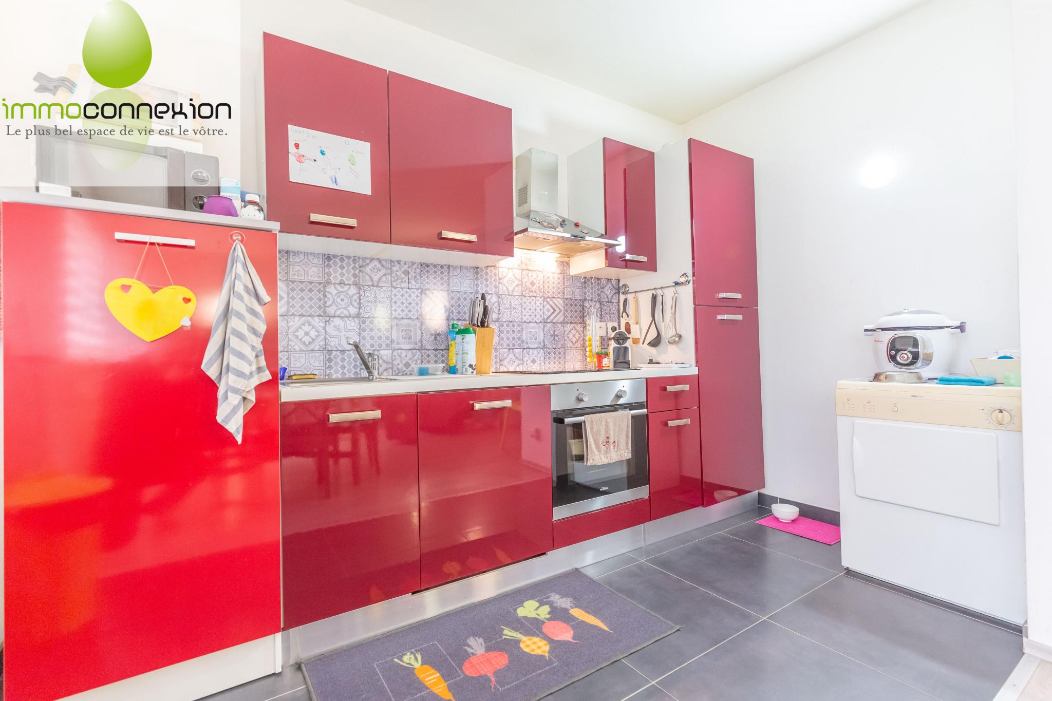 appartement espace cuisine guenange