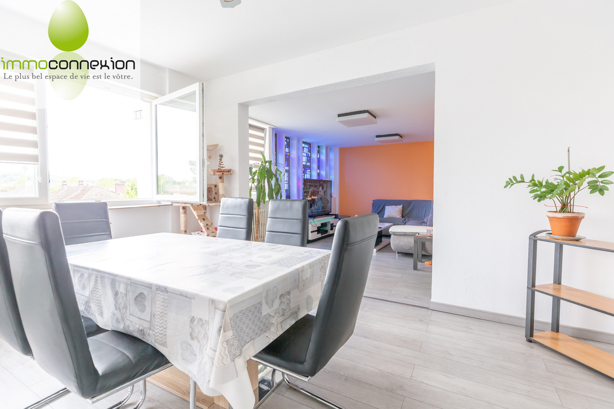 salon sejour appartement f5 guenange
