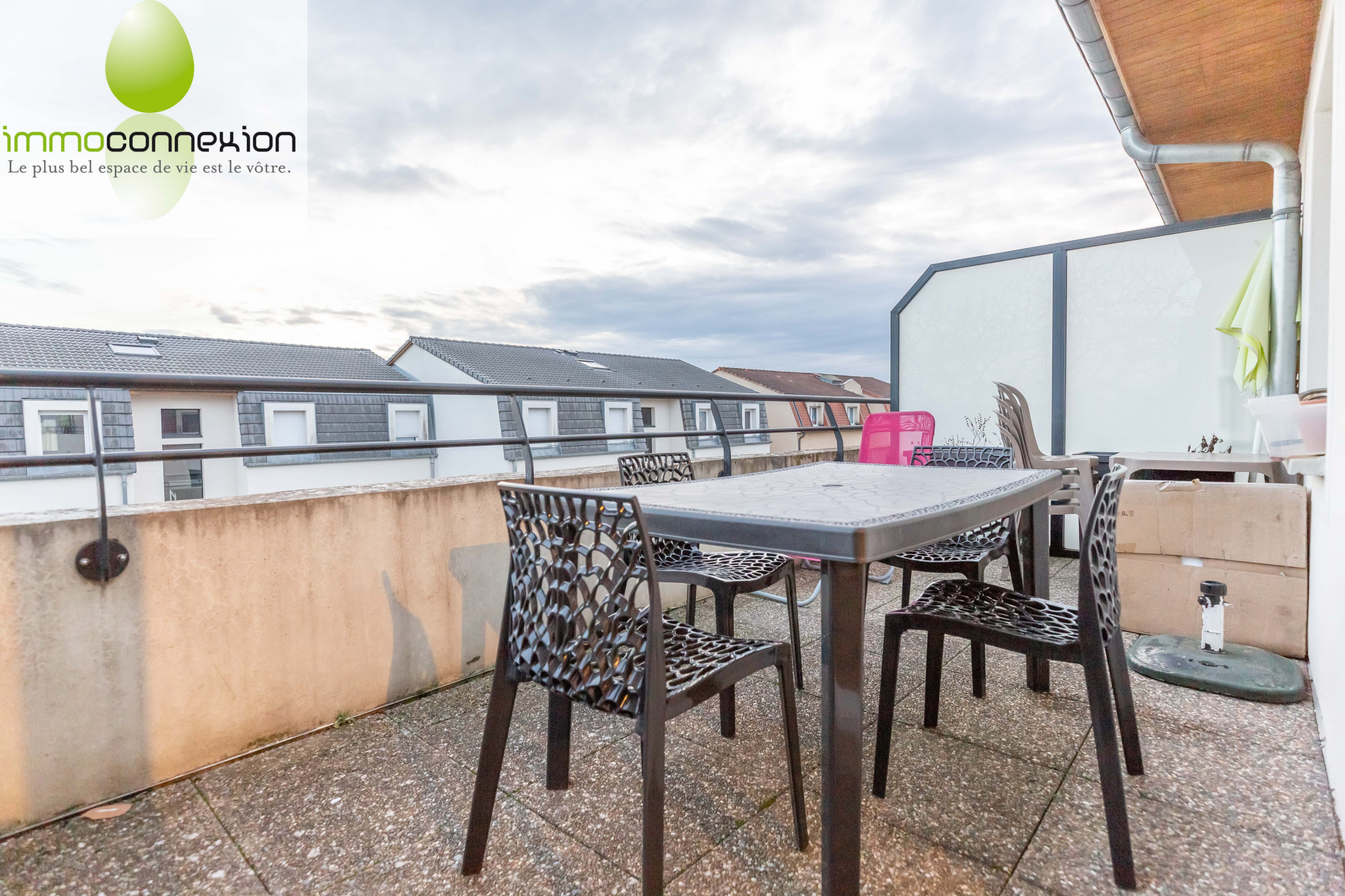 APPARTEMENT TREMERY TERRASSE