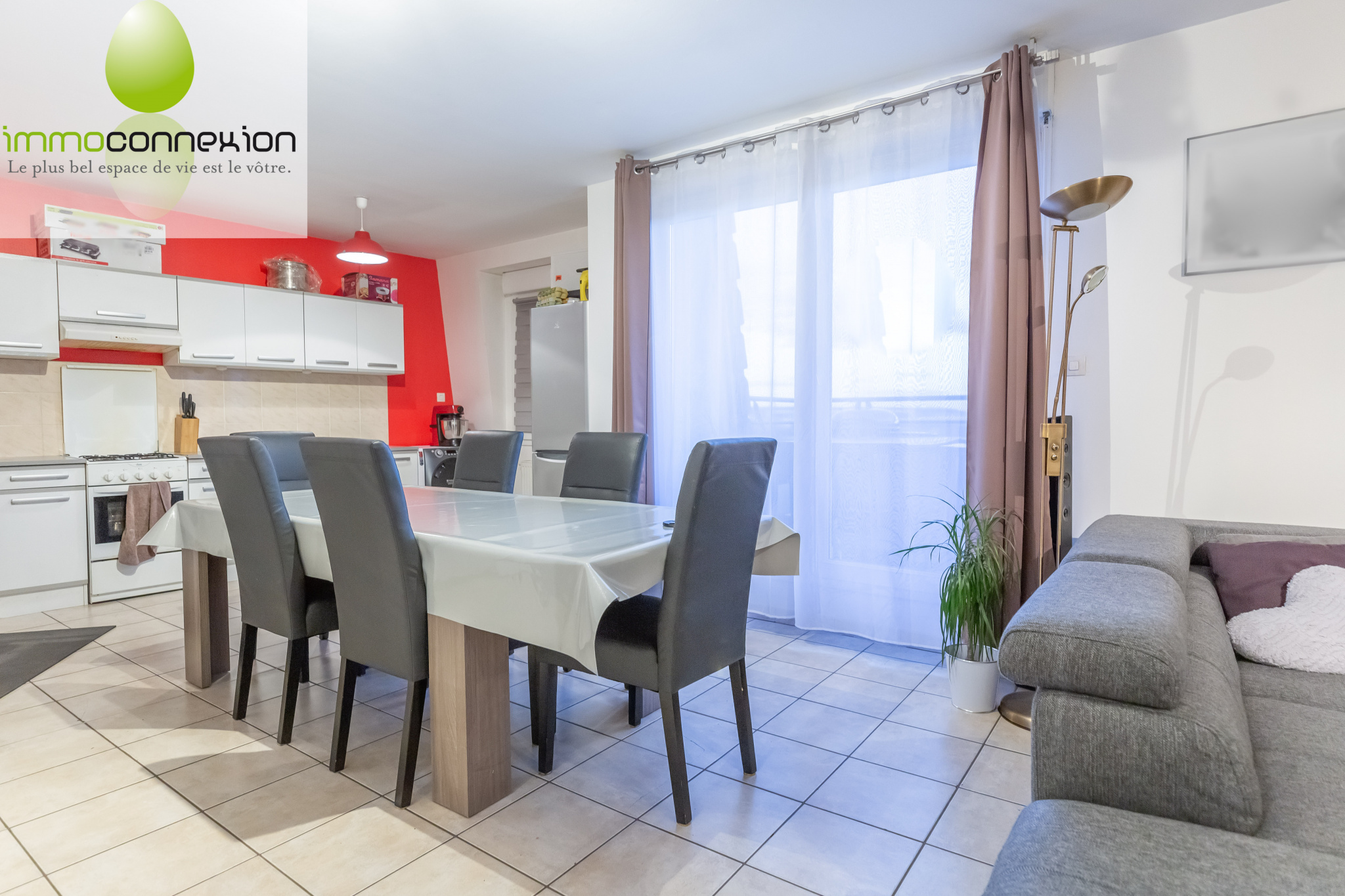 APPARTEMENT TREMERY SEJOUR