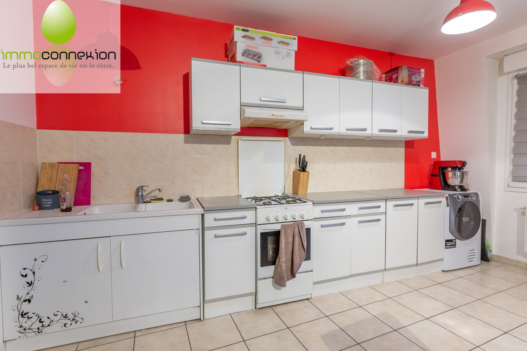 APPARTEMENT TREMERY CUISINE