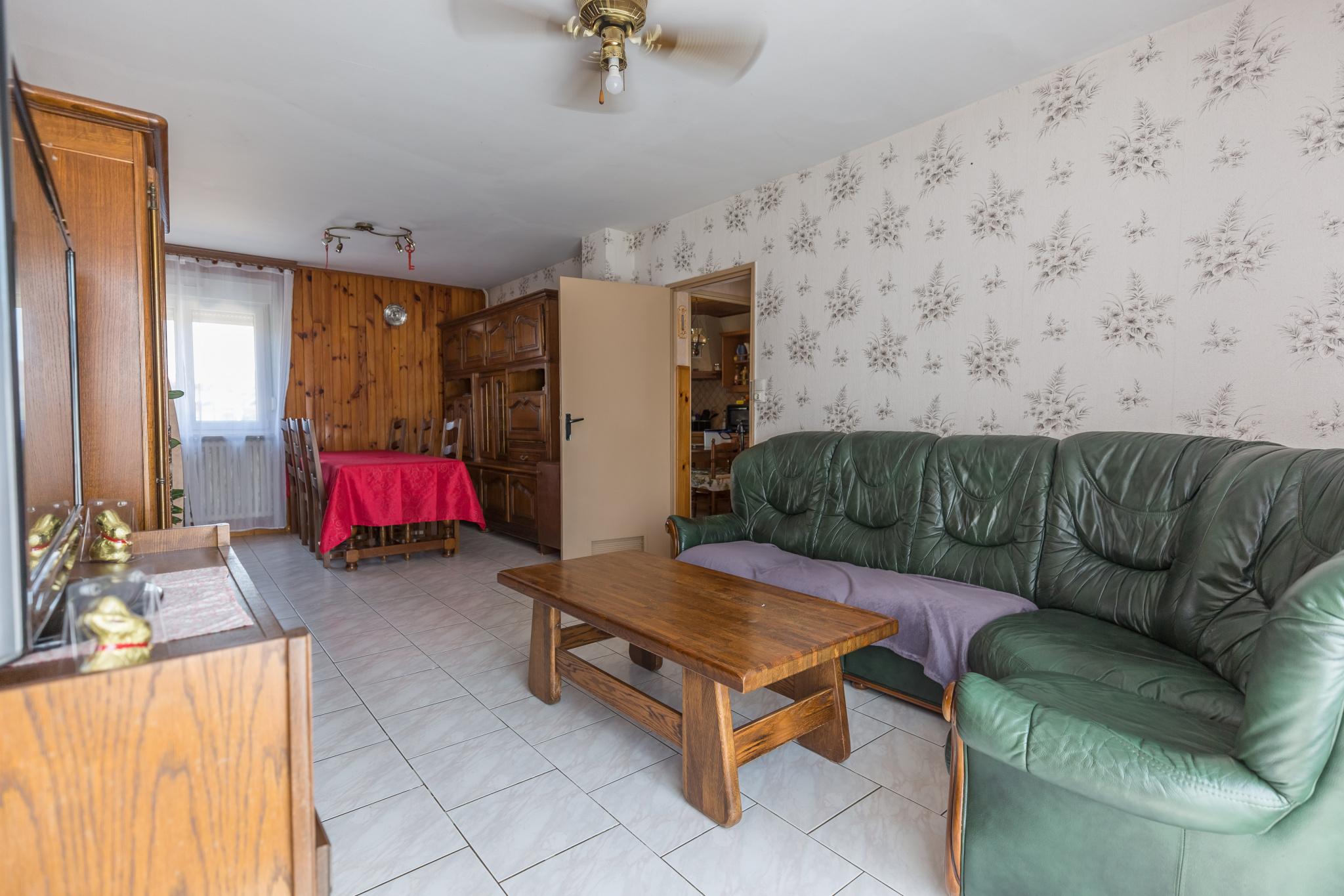 Maison clouange salon séjour