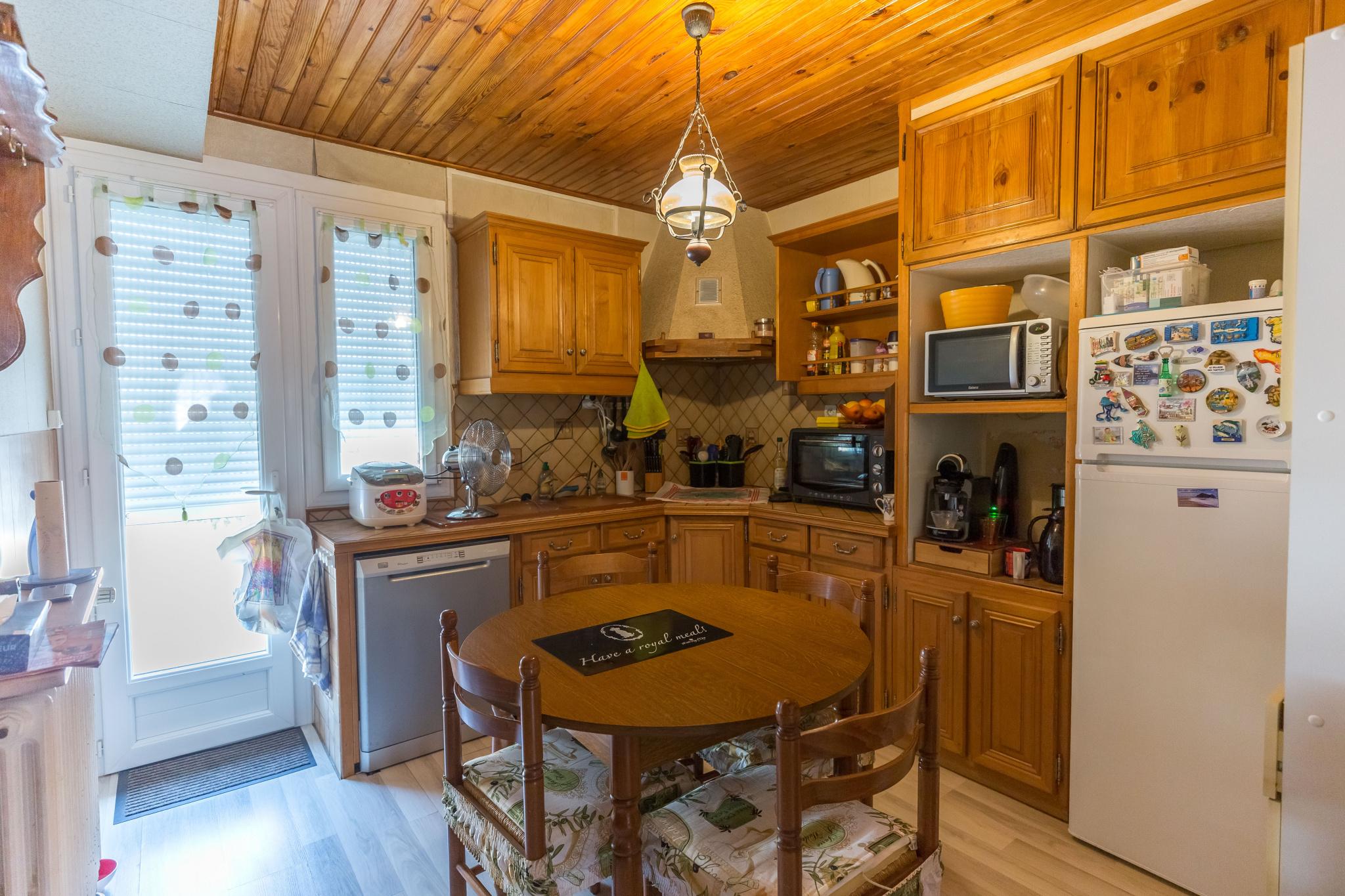 Maison clouange cuisine